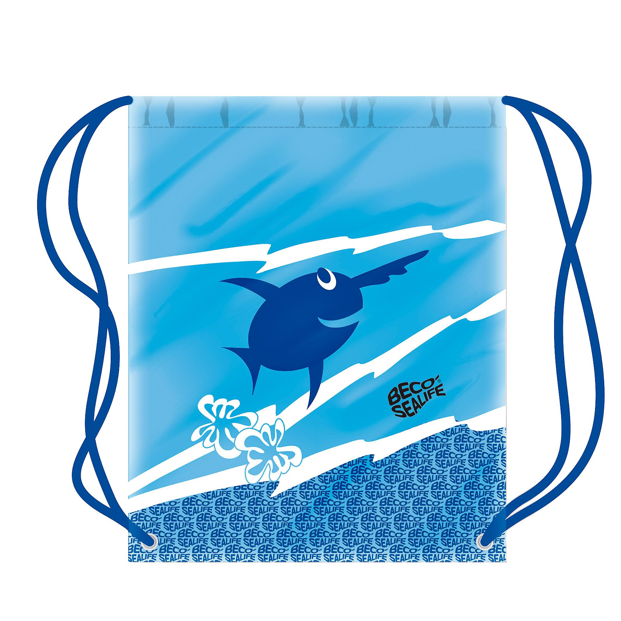 BECO Sealife Swimming Bag - Blue