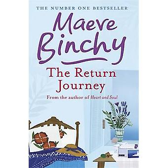 The Return Journey by Maeve Binchy - 9781409103462 Book