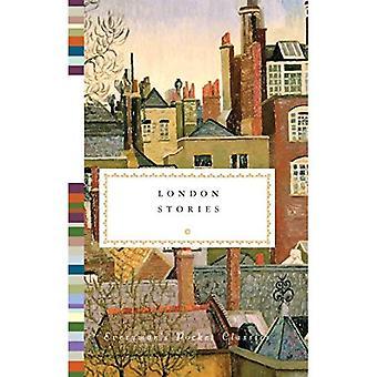 London Stories (Everyman's Pocket Classics)