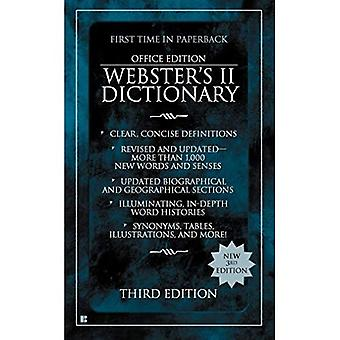 Webster's II Dictionary