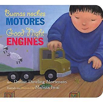 Buenas Noches Motores/gute Nacht Motoren zweisprachige Pappband