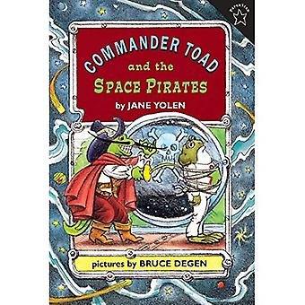 Commander Toad and the Space Pirates (Commander Toad Paperstars)
