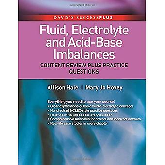 Fluid, Electrolyte, and Acid-Base Imbalances with Access Code: Content Review Plus Practice Questions (DavisPlus)