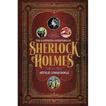 The Illustrated Adventures of Sherlock Holmes