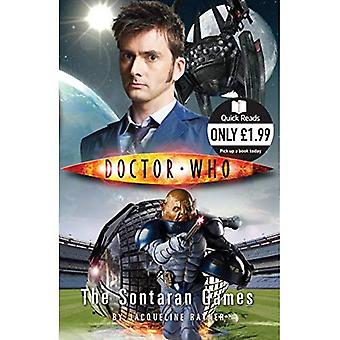 Doctor Who: The Sontaran Games ( Dr Who )