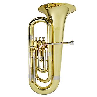 Silver Sonata Bent Stem Cornet Lyre