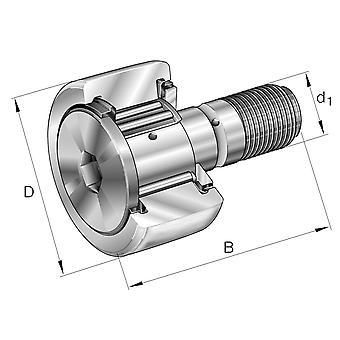 Ina Kr19-Pp-A Stud Type Track Roller