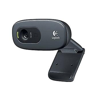 Webcam Logitech C270 HD 720 p 3 Mpx grau