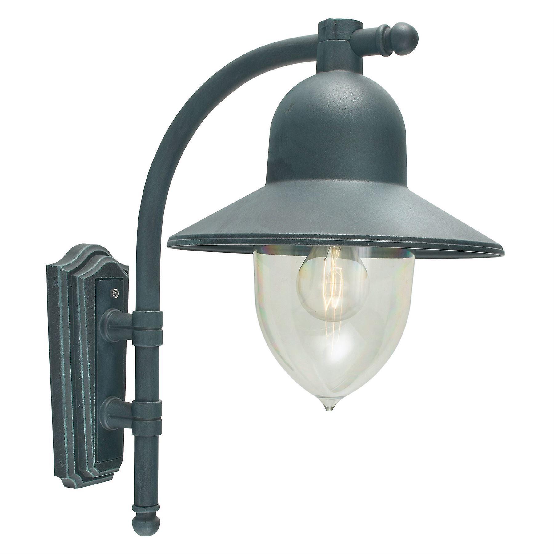 Como Outdoor Wall Lantern - Elstead Lighting C2 VERDI