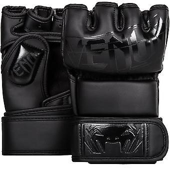 Venum Undisputed 2.0 MMA Gloves - All Black