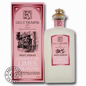 Geo F Trumper Extract of Limes Cologne 100ml
