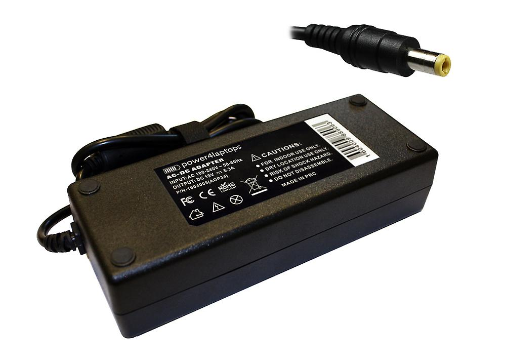 Packard Bell iPower GX-DM-195FR Compatible ordinateur portable Power AC Adapter Charger