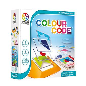SmartGames Colour Code Brainteaser Game