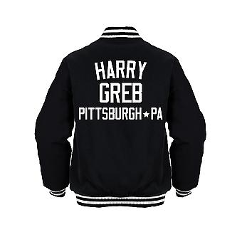 Harry Greb Boxing Legend Kids Jacket