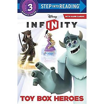 Toy Box Heroes by Christy Webster - Disney Storybook Art Team - 97807