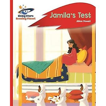 Reading Planet - Jamila's Test - Red A - Rocket Phonics by Reading Pla