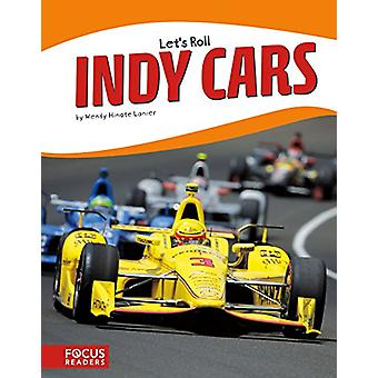 Indy Cars by Wendy Hinote Lanier - 9781635170511 Book