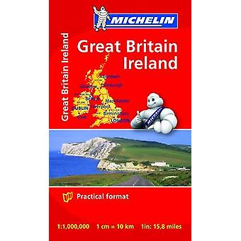 Great Britain and Ireland Mini Map - 9782067193116 Book