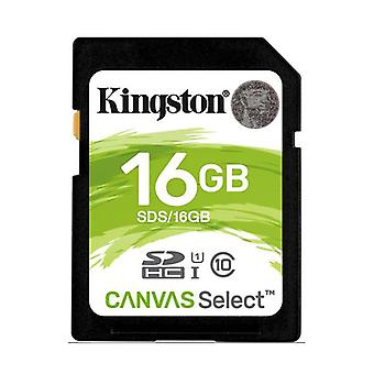 Scheda SD Kingston 16GB SDHC/SDXC