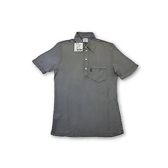 Moschino poloshirt in zilver