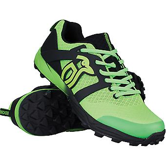 Kookaburra Ricochet Womens Hockey Trainer Shoe Green/Black