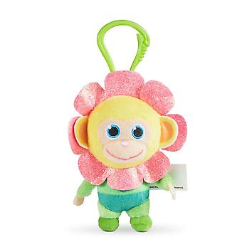 Wonder Park Chimp Clip-on Plush - Flower