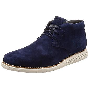 Rockport Total Motion Mens Sportdress Suede Leather Chukka Boot