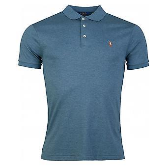 Polo Ralph Lauren Short Sleeved Soft Touch Slim Polo Shirt