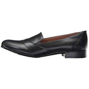 Naturalizer Womens Coretta Leather Closed Toe Loafers