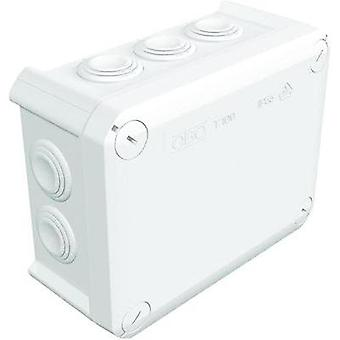 Junction box (L x W x H) 150 x 116 x 67 mm OBO Bettermann 2007533 Pure white (RAL 9010) IP66