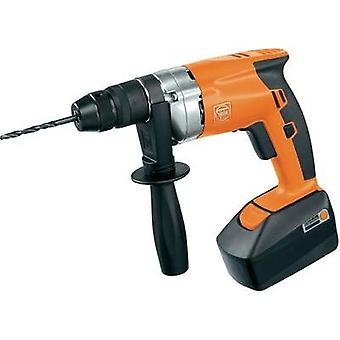 Fein ABOP 6 1-speed-Cordless drill 18 V incl. spare battery, incl. case