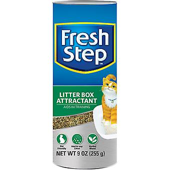 Fresh Step Litter Box Attractant 9oz-Aids In Training FFP8298