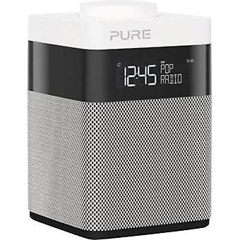 DAB+ Table top radio Pure Black, White