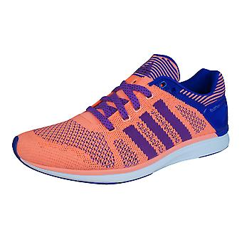 Adidas Adizero Feather Prime Womens Running Trainer / Schuhe - Orange
