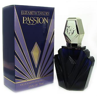 Femme de passion de Elizabeth Taylor 2.5 oz EDT Spray