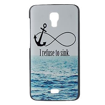 Cover refuse to sink to Kiritkumar Bloom PC plastic
