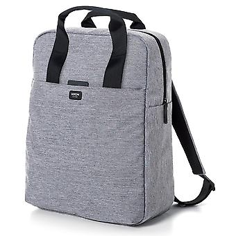 Lexon One Light Grey Laptop Backpack