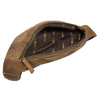 Greenburry vintage leather Fanny Pack waist bag 1743A-25