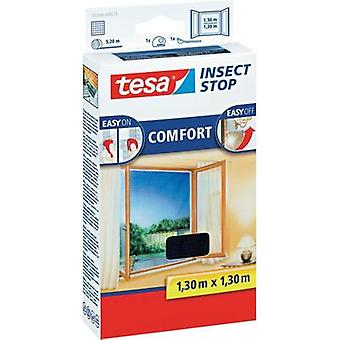 Fly screen tesa Insect Stop Comfort (L x W) 1300 mm x 1300 mm Anthracite 1 pc(s)