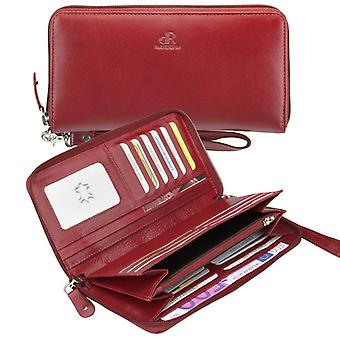 Dr Amsterdam Toronto ladies wallet Red