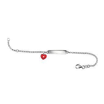 Scout child ID Bracelets silver heart bracelet girl 260209100
