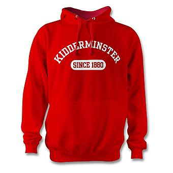 Kidderminster Harriers Football 1880 établi Hoodie