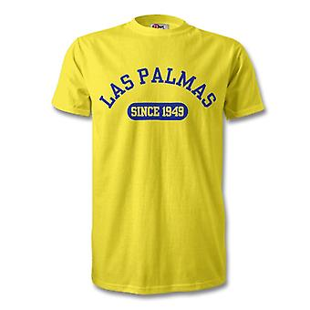 Las Palmas 1949 Established Football Kids T-Shirt