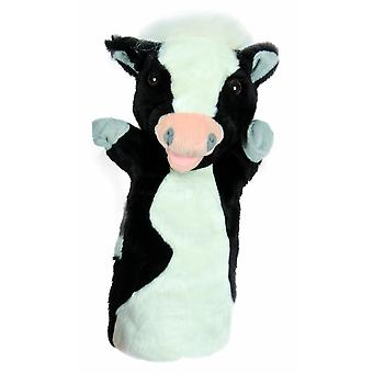 The Puppet Company Long Sleeved Glove Puppet Cow