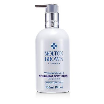 Molton Brown vit sandelträ närande bodylotion 300ml / 10oz