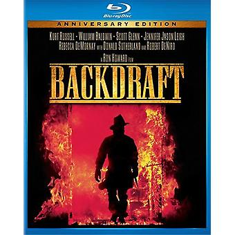 Backdraft [BLU-RAY] USA import