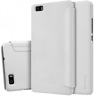 Original Nillkin smart cover white for Huawei Ascend P8 Lite