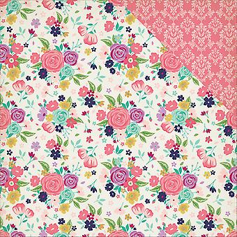 Once Upon A Time Princess Double-Sided Cardstock 12