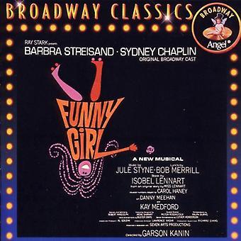 Bo - Funny Girl-Obc (LP) [Vinyl] USA import