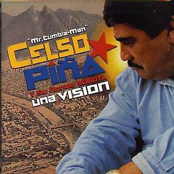 Pina, Celsa Y Su Ronda Bogota - Una Vision [CD] USA import